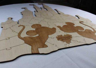 Disney Custom Puzzle