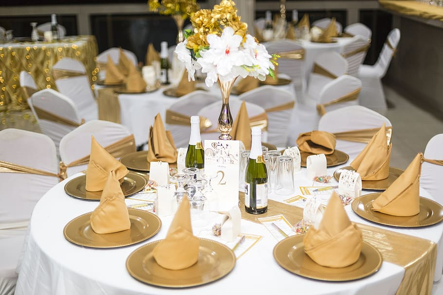 Wedding Table at Event